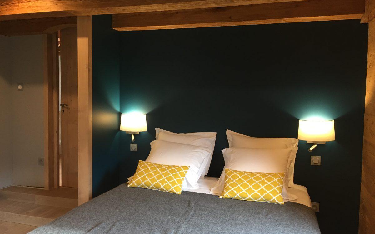 l'aiguille de Borderan - maison d'hôtes - chambre d'hôtes - la ferme d'en haut - Saint-Jean-de-Sixt - la Clusaz - le Grand-Bornand