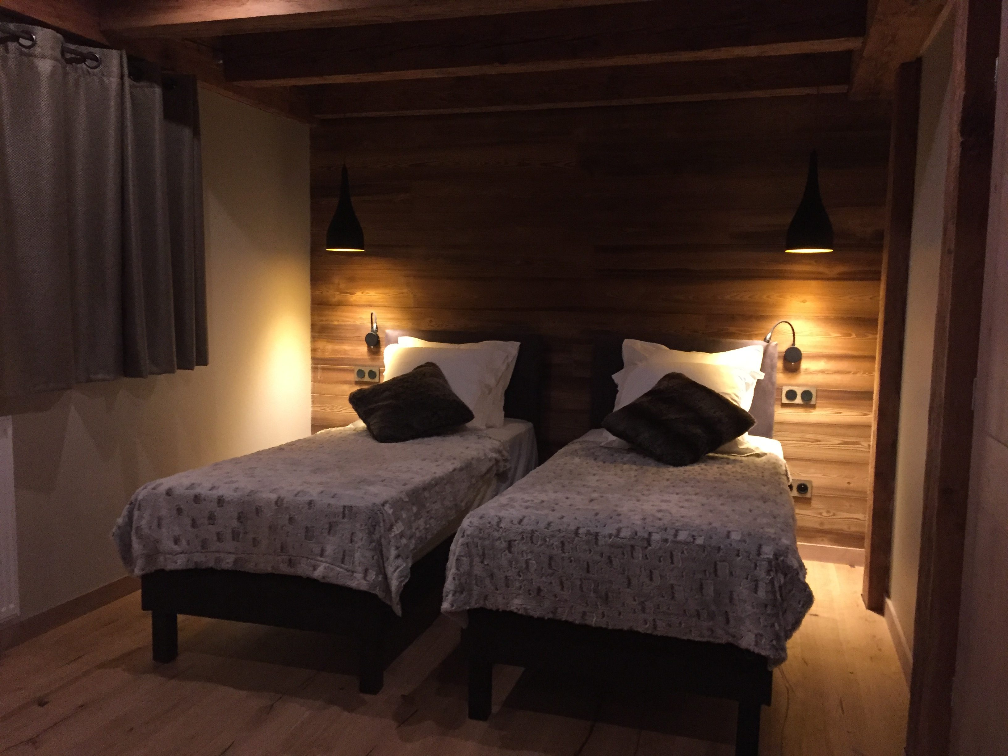 Chambre la tête de l'Ars - maison d'hôtes - chambre d'hôtes - la ferme d'en haut - Saint-Jean-de-Sixt - la Clusaz - le Grand-Bornand